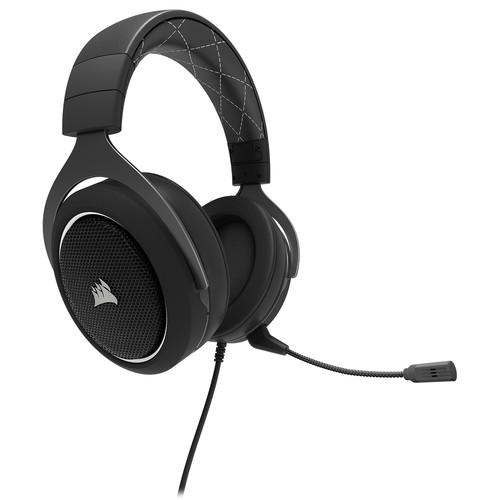 Corsair HS60 Surround Gaming Headset (White)
