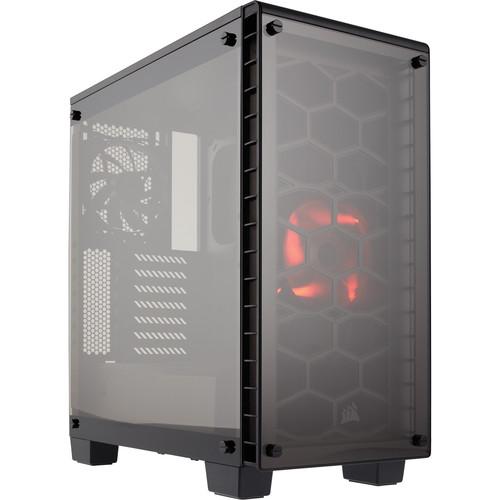 Corsair ATX Micro ATX Mini-ITX Mid Tower Computer Case