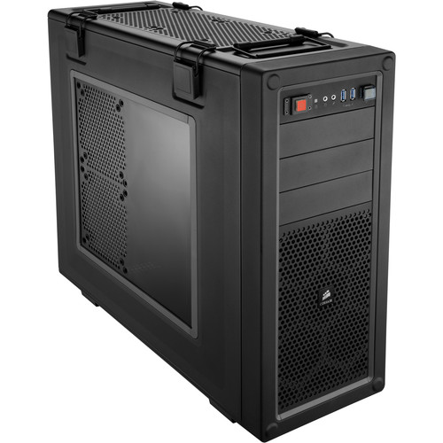 Corsair Vengeance C70 Mid-Tower Gaming Case (Gunmetal Black)
