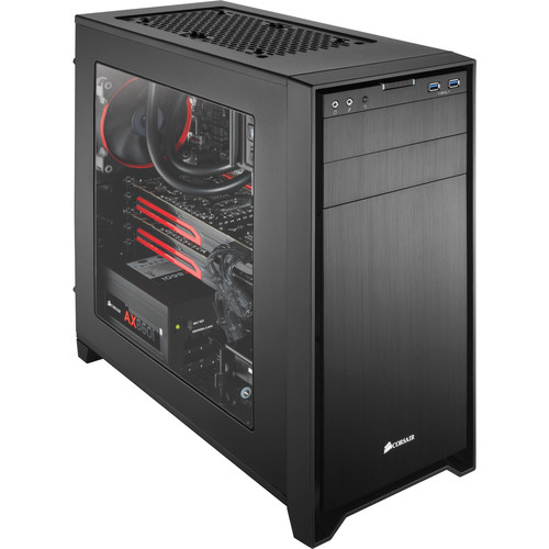 Corsair Obsidian Series 350D Mini-Tower Case (Window)