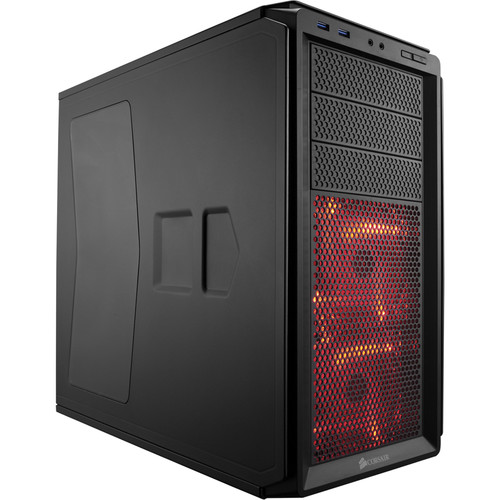 Corsair Graphite Series 230T Windowed Compact Mid-Tower Case (Black)