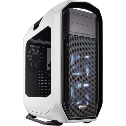 Corsair Graphite ATX Full Tower Computer Case + Corsair Cooler