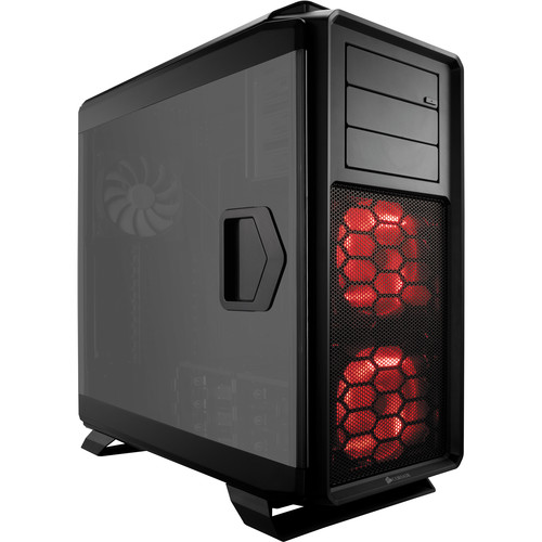 Corsair Graphite Series 760T Full-Tower Windowed Case (Black)