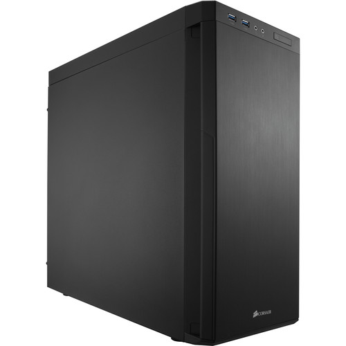 Corsair Carbide Series 330R Ultra-Silent Mid-Tower Case (Blackout Edition)