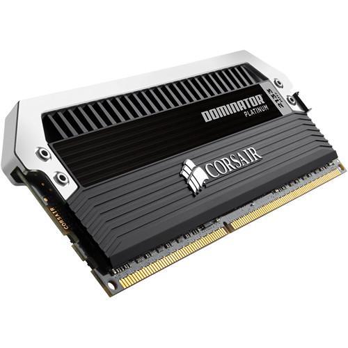 Corsair Dominator Platinum 16GB (4 x 4GB) DDR3 DRAM 2133 MHz C9 Memory Kit