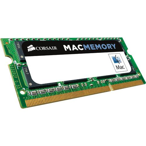 Corsair 4GB DDR3 SODIMM 1333 MHz Memory Module for Mac