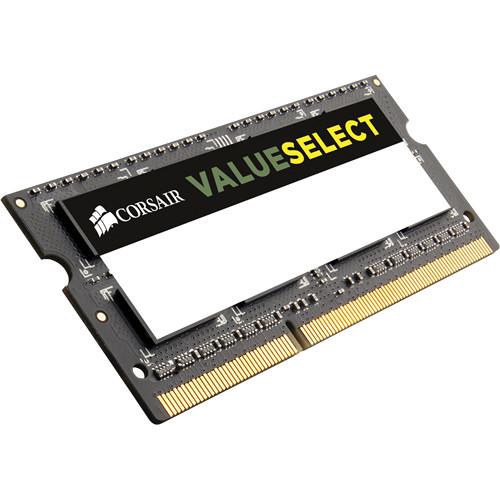 Corsair 4GB DDR3 SODIMM 1333 MHz Memory Module