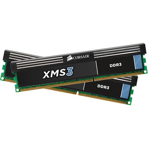 Corsair XMS3 8GB (2 x 4GB) DDR3 1333 MHz C9 Memory Kit