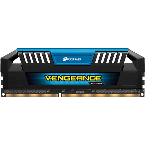Corsair 32GB Vengeance Pro Series DDR3 1600 MHz DIMM Memory Kit (4 x 8GB)