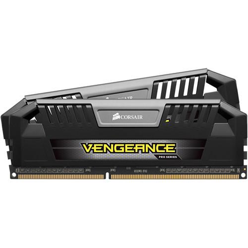 Corsair Vengeance Pro 8GB (2 x 4GB) DDR3 DRAM 1600 MHz C9 Memory Kit