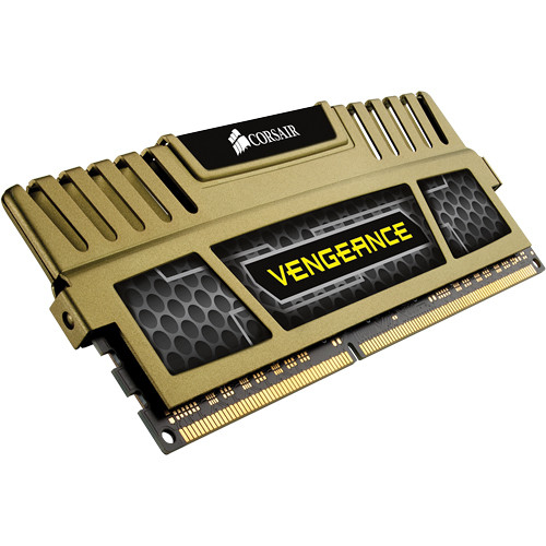 Corsair Vengeance 16GB (2 x 8GB) DDR3 PC3-12800 CL9 Memory Kit