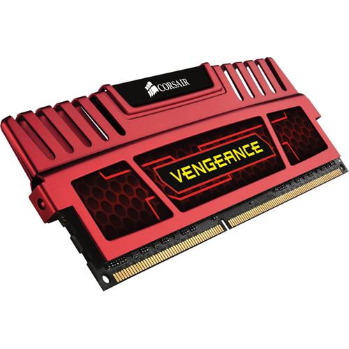 Corsair Vengeance 16GB (4 x 4GB) Dual/Quad Channel DDR3 1866 MHz Memory Kit