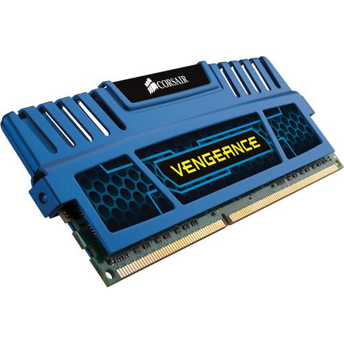 Corsair CMZ8GX3M2A1600C9B Vengeance 8GB (2 x 4GB) Dual Channel DDR3 Memory Kit