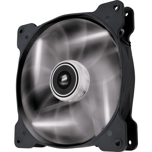 Corsair Air Series SP140 LED White High Static Pressure 140mm Fan