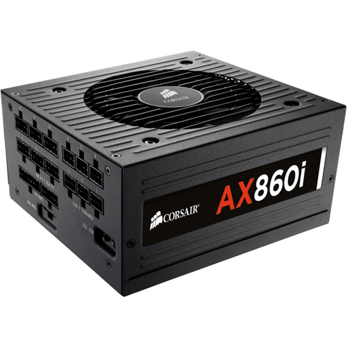 Corsair AX860i Digital ATX 860W Power Supply