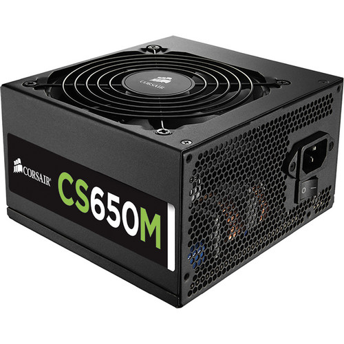 Corsair CS650M Power Supply Unit