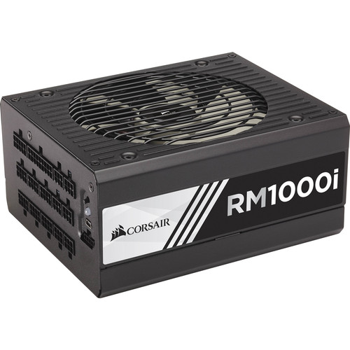 Corsair RM1000i 1000W 80 PLUS Gold Fully Modular Power Supply Unit