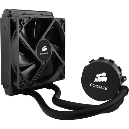 Corsair Hydro Series H55 Liquid CPU Cooler