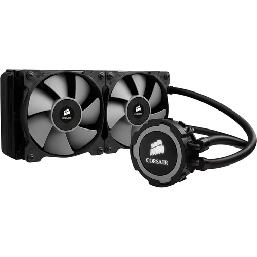 Corsair Hydro Series H105 Liquid CPU Cooler