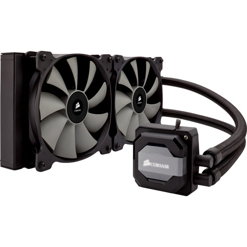 Corsair Hydro Series H110i Cooler Cooling