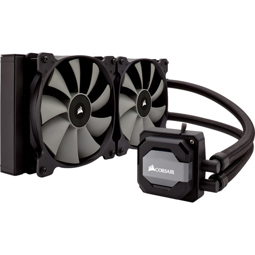 Corsair Hydro Series H110i Extreme Performance 280mm Liquid CPU Cooler