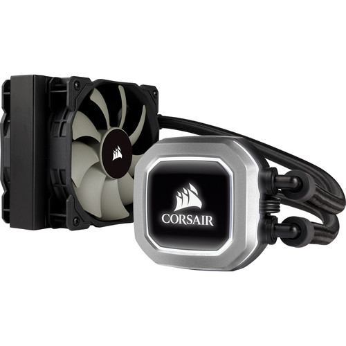 Corsair Hydro Series H75 Closed Loop Liquid CPU Cooler