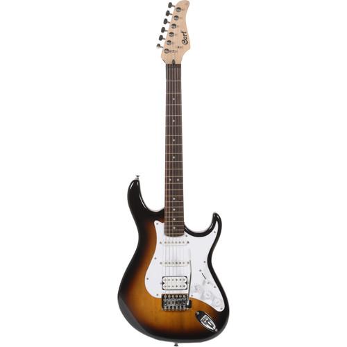 Cort G110-2T Electric Guitar (2-Tone Burst)