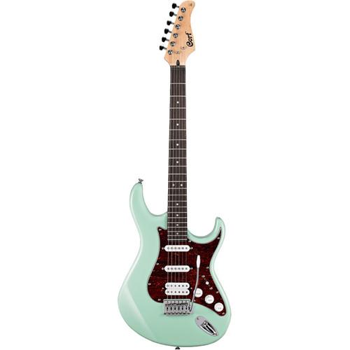 Cort G110-CGN Electric Guitar (Caribbean Green)