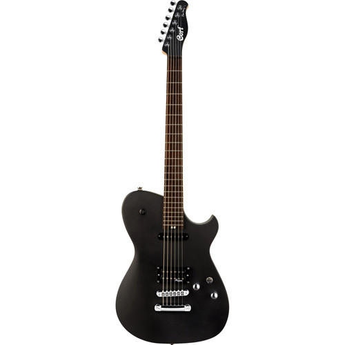 Cort MBC-1 Mathew Bellamy Signature Model Electric Guitar (Matt Black)