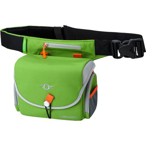 COSYSPEED CAMSLINGER Outdoor Camera Bag (Green)