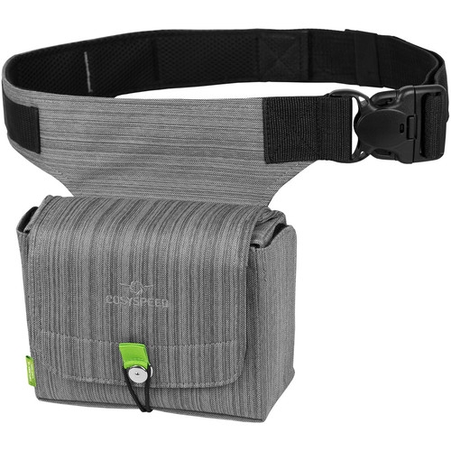 COSYSPEED CAMSLINGER Streetomatic Camera Bag (Paris Gray)