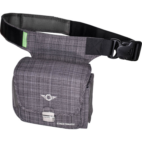 COSYSPEED CAMSLINGER Streetomatic Camera Bag (New York Gray)