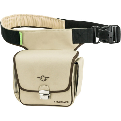 COSYSPEED Streetomatic Camera Bag (Khaki)