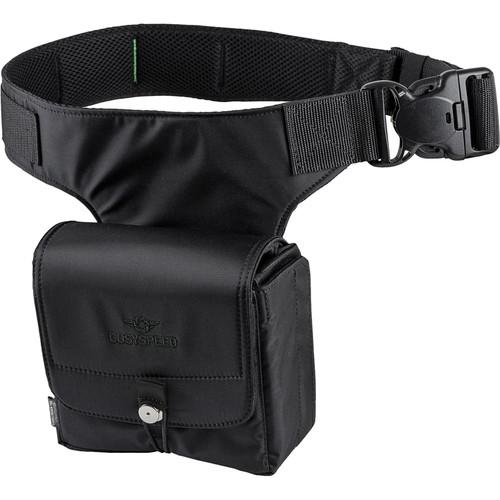 COSYSPEED Camslinger 160 Mirrorless Camera Holder, Street Edition (Black)