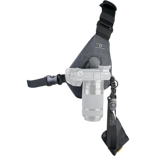 Cotton Carrier Skout Camera Sling Style Harness (Gray)
