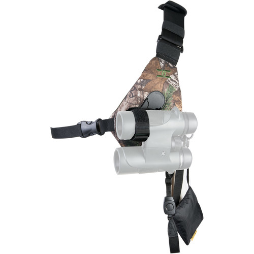 Cotton Carrier Skout Binoculars Sling-Style Harness (Realtree Xtra Camo)