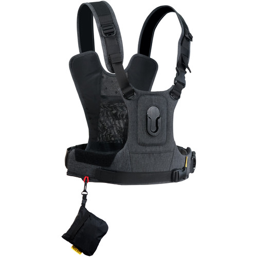 Cotton Carrier CCS G3 Harness-1 (Gray)