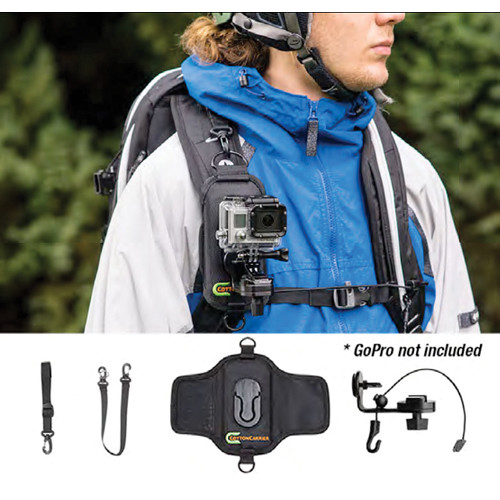 Cotton Carrier Cotton Carrier POV System for GoPro and POV Cameras