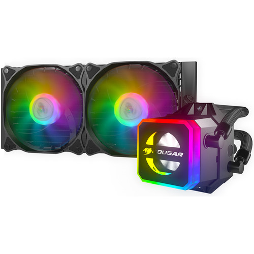 COUGAR Helor 240 All-in-One Liquid CPU Cooler