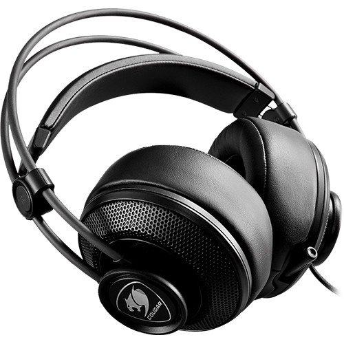 COUGAR IMMERSA Gaming Headset (Light Black)
