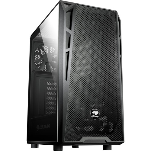 COUGAR TURRET MESH Mid-Tower Case