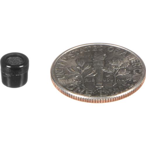 Countryman B3 Protective Cap for B3 Lavalier Microphone (Black, Flat Response)