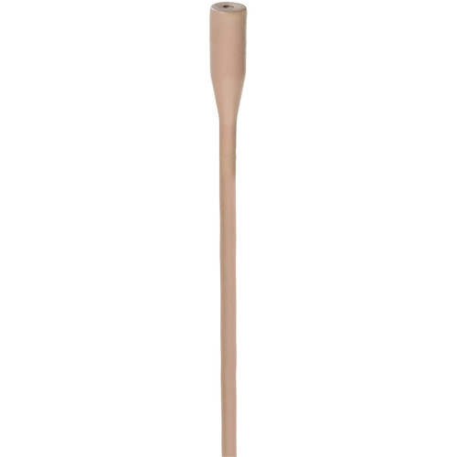 Countryman B6 Omni Lavalier Mic, Low Sens, with Detachable 3.5mm Locking Connector for Sennheiser Wireless Transmitters (Tan)