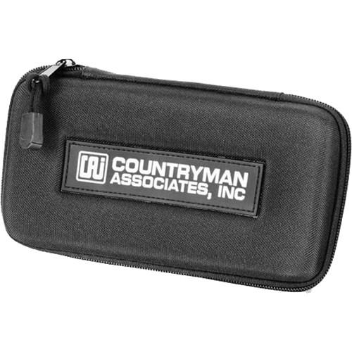 Countryman Durable Ballistic Nylon Standard Case for Select Microphones