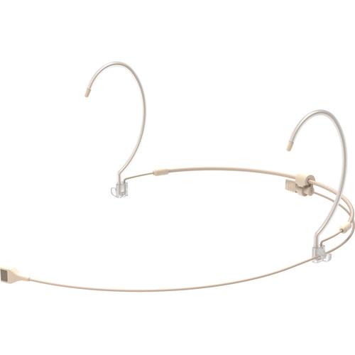 Countryman H7 Headset Hiros4 / Audio Technica Legacy (Light Beige)