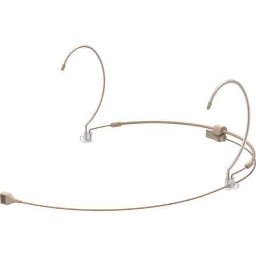 Countryman H7 Headset Hiros4 / Audio Technica Legacy (Tan)