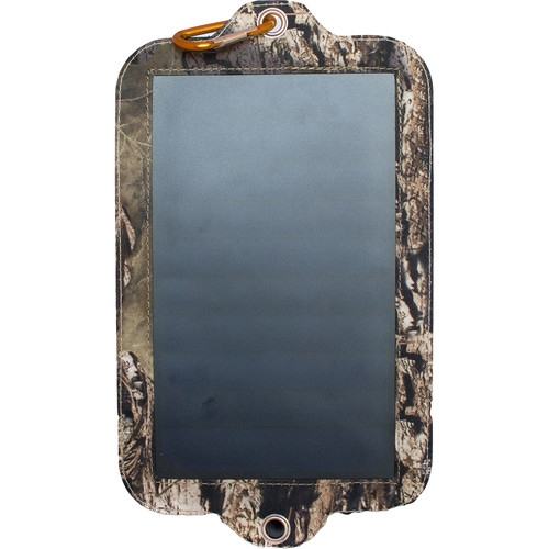 Covert Scouting Cameras Solar Panel with Built-In Battery for Select Covert Camera Models