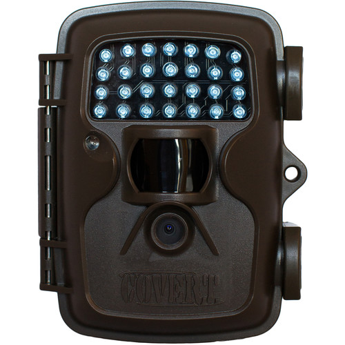 Covert Scouting Cameras MPE6 Digital Trail Camera (Solid Brown)