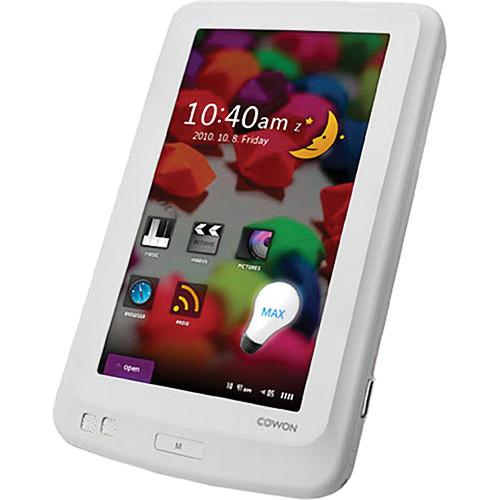 COWON 120GB X7 Super MP3 Player (White)