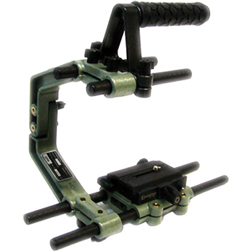 CPM Camera Rigs Top Shot Flip Rig (Black)